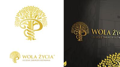 Design your modern, flat logotype