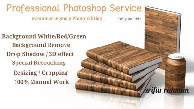 Edit, Retouch, Resize, Enhance or Fix your Image/Photo