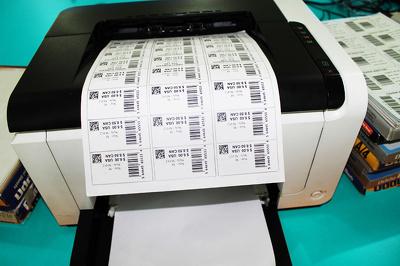 Create 5000 barcodes