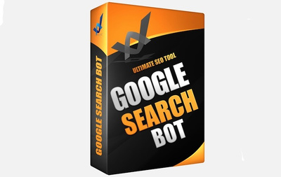 Google Search BOT-Rank Web Site to 1st-page of Google