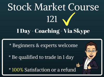 Full 1 day Forex/Stock trading course