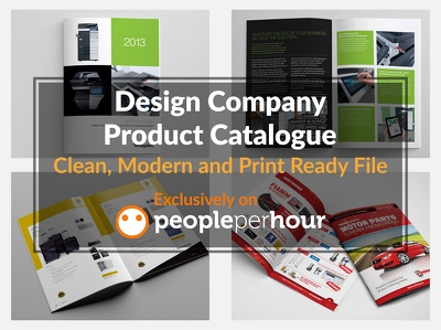 Create Your Company Product Catalogue