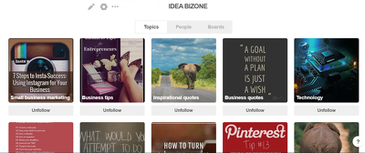 Setup and optimize your pinterest profile, boards & pins