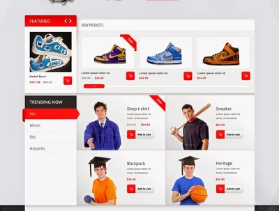 Develop a custom e-commerce online web store up to 30 products