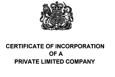 Register Ltd Company with Companies House