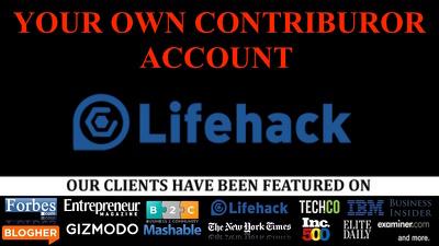 Make you LIfehack.org Contributor DA80
