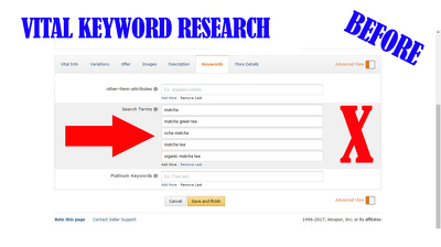 Provide the Best Amazon Keyword SEO Research For Your Product Listing To Help Ranking