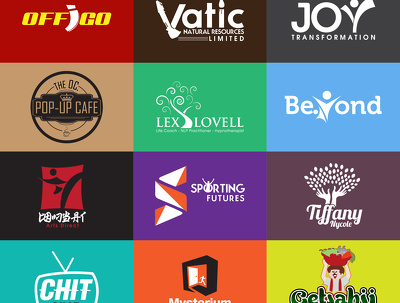 Design a high quality Vector logo with unlimited concepts/revision and a free Favicon