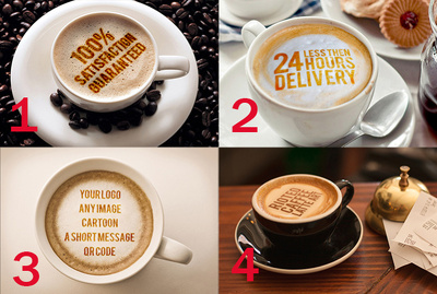 Mockup your logo, image or text on a coffee cup