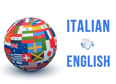 Translate Italian to English/ English to Italian