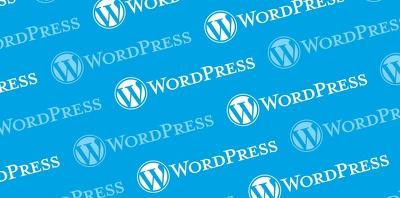 Set up one WordPress website