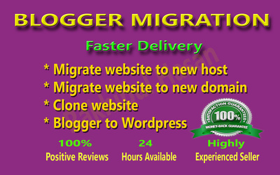 Transfer, migrate, clone wordpress website within an hour