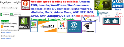 Speed optimize your any site