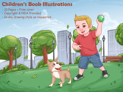 Illustrate your children's book