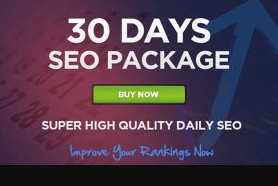 Provide 30 Days SEO Service, Daily Whitehat Backlinks - Basic Package