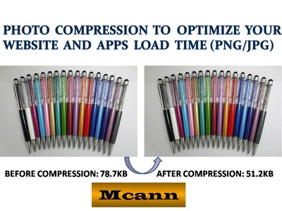 I Can Compress your Photos to Aid in Optimizing your Websites and  Apps Load Time