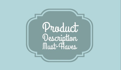 Write / rewrite 100 product descriptions for your website or brochure