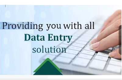 Do any type of Data Entry work for 3 hours