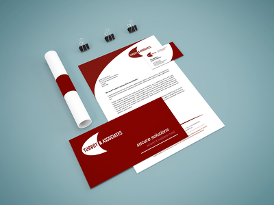 Create a Corporate Identity Kit for Your Business (Logo, Business Cards, Letterhead..