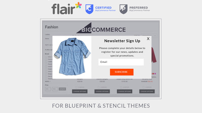Add a newsletter popup to your BigCommerce store