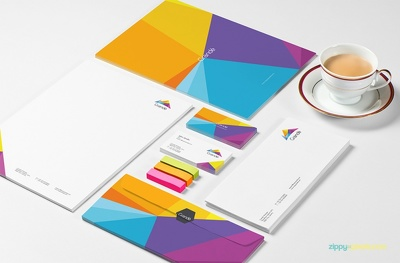 Design stylish and professional letterhead
