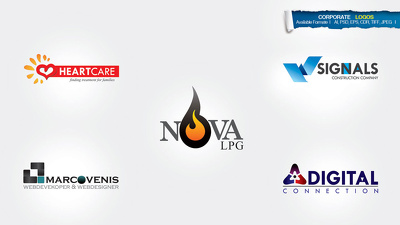 Design Eye Catching Logo for your Company
