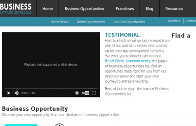 Write and Publish Guest post on Business-opportunities.biz with a Do-Follow Link