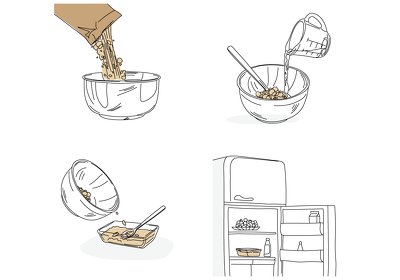 Create a How-to or explainer illustration for web or print