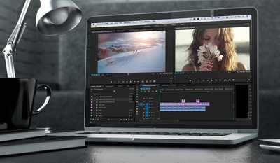 Edit your videos in Adobe Premiere