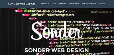 Design your website with SEO