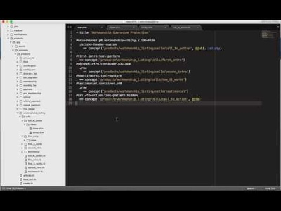 Develop/enhance your ruby on rails app