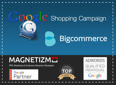 set up your Google shopping XML feed In Bigcommerce for up to 250 products