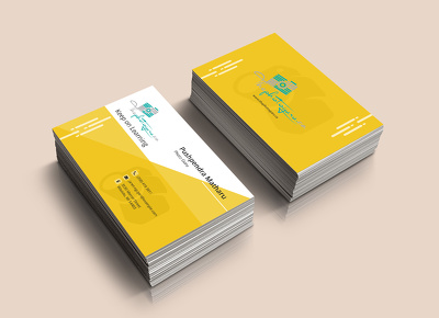 Make both side Business Card which Reflect your Business &  Personality.