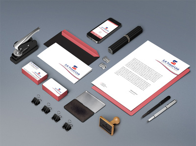 Premium Quality branding stationery package (Logo+Business Card+Letterhead+Envelope)