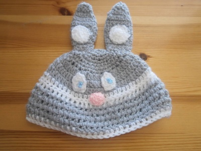 Crochet a great hat for your baby or kid
