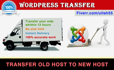 Clone  Transfer  Move or Migrate Your WordPress Within 12 Hours