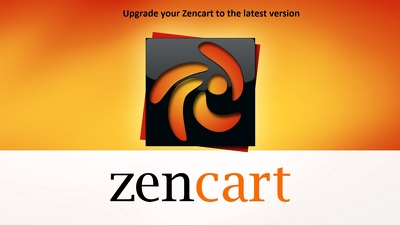 Upgrade your Zen cart to the latest version