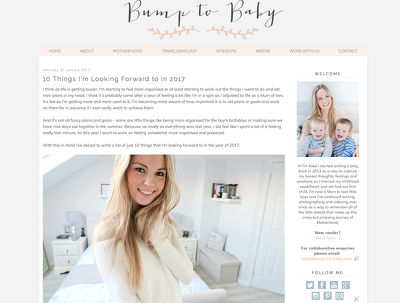 Write a sponsored blog post on my award nominated UK based Family & Lifestyle blog.