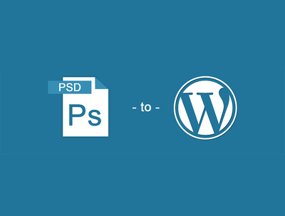 Convert PSD to WordPress Flawlessly