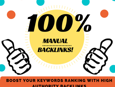 Boost your keywords ranking with high authority SEO Backlinks