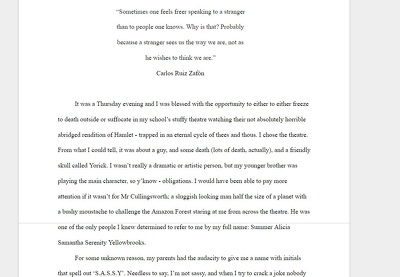 Ghostwrite 10,000 words of your young adult novel