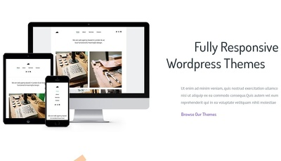 Convert PSD File to Responsive Wordpress Theme