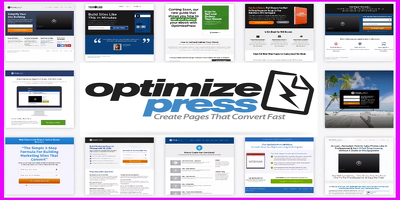 Design and Develop website or Landing page by OptimizePress