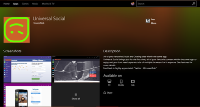 Develop and Design Complete Universal Windows Platform App with all App Assets
