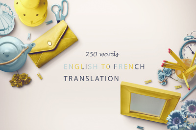 Translate 250 words