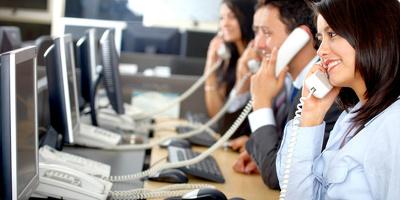 Make 100 telesales/telemarketing calls for you.