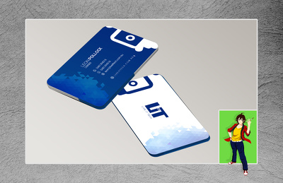 Design Custom Business Card