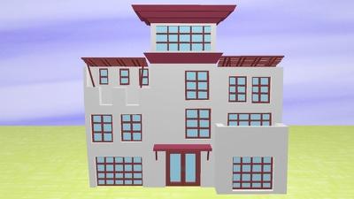 3D Model a Building