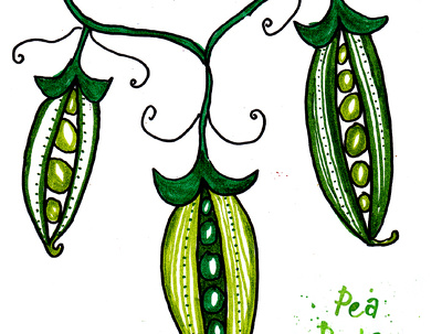 I can draw you a stylised eye catching food or drink illustration in pen/ink/paint