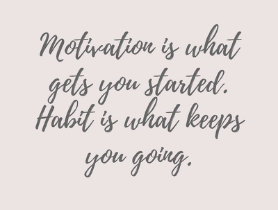 Remind you about doing your habits and keep track of them for 3 days